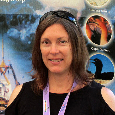 Amanda Kropman, Cape Town Pelagics operations manager