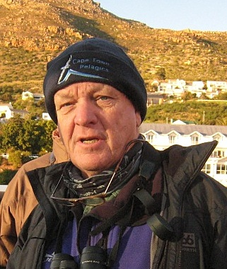 Barrie Rose, Cape Town Pelagics guide