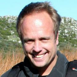 Cliff Dorse, Cape Town Pelagics guide